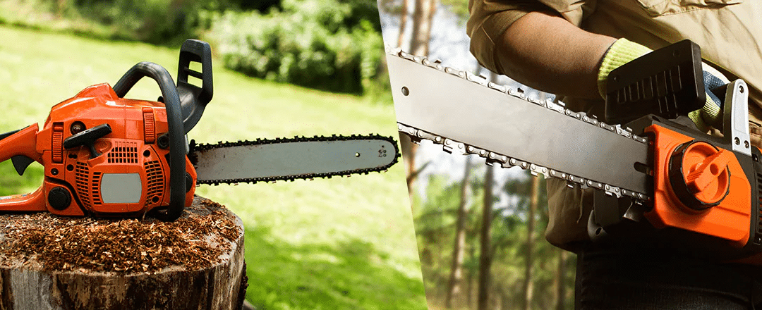 Electric Chainsaws vs Gas Chainsaws, how to pick one?